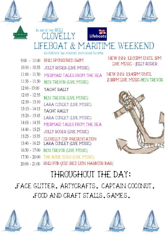 Lifeboat Weekend & Maritime Festival
